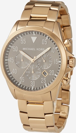 Michael Kors Analog watch 'Gage' in gold / black, Item view