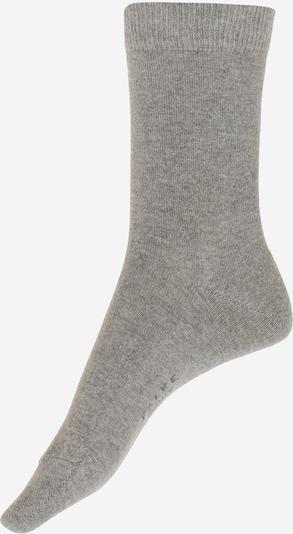 FALKE Socke in grau / hellgrau, Produktansicht