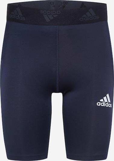 ADIDAS PERFORMANCE Pantalón deportivo en negro, Vista del producto