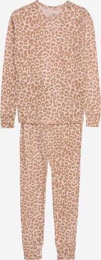 GAP Pižama | svetlo rjava / roza barva, Prikaz izdelka