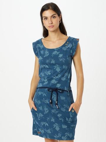 Ragwear Summer Dress 'TAG ROSE' in Blue