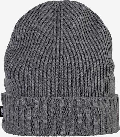 JOOP! Jeans Mütze in dunkelgrau, Produktansicht