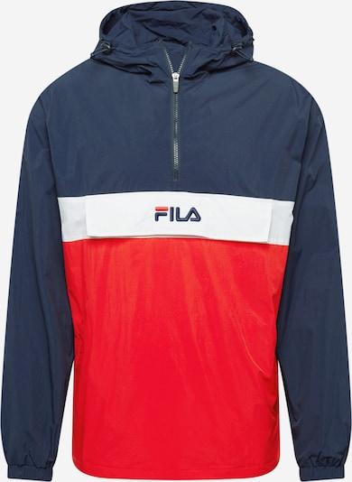 FILA Tussenjas 'ELMO' in de kleur Navy / Rood / Wit, Productweergave