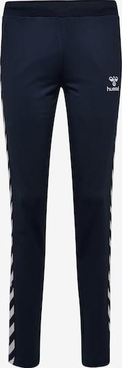 Hummel Pants in dunkelblau, Produktansicht