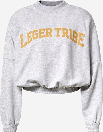 LeGer by Lena Gercke Sweatshirt 'Milla' in Grey