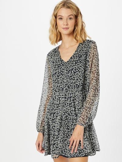 JDY Kleid 'JENNIFER' in creme / schwarz, Modelansicht