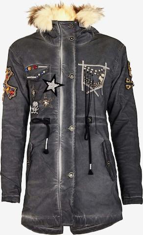 CIPO & BAXX Between-Season Jacket 'WJ144' in Grey