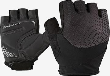 ZIENER Athletic Gloves 'CENDAL' in Black