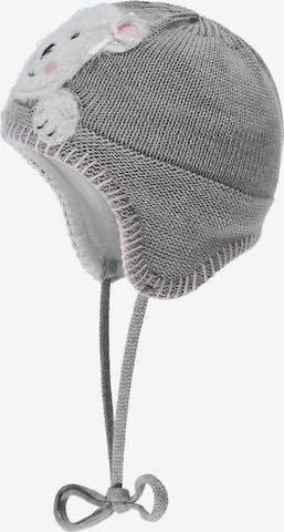 DÖLL Mütze in Grau