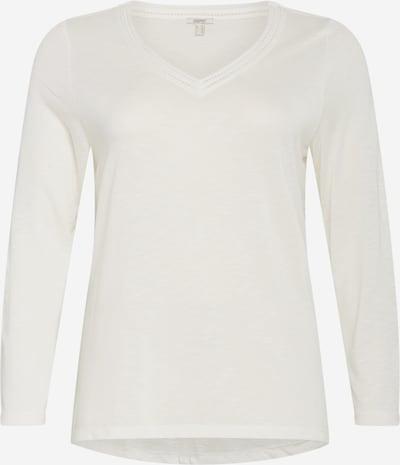 Esprit Curves Paita värissä offwhite / meleerattu valkoinen, Tuotenäkymä