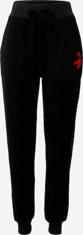 VIERVIER Pants 'Kaja' in Black
