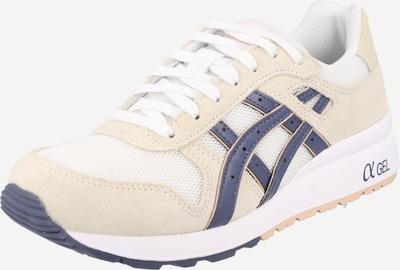 Sneaker low 'GT-II' ASICS SportStyle pe crem / bleumarin, Vizualizare produs