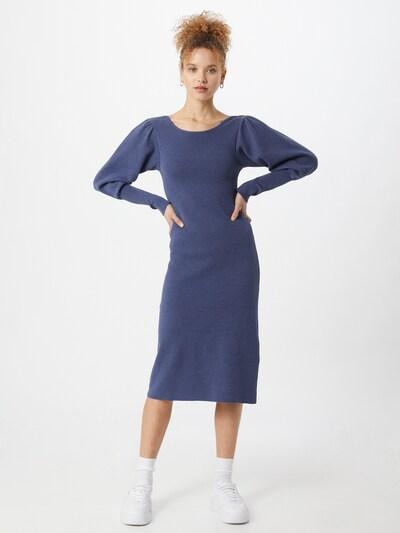 NU-IN Kleid in dunkelblau, Modelansicht