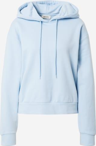 modström Sweatshirt 'Holly' i blå