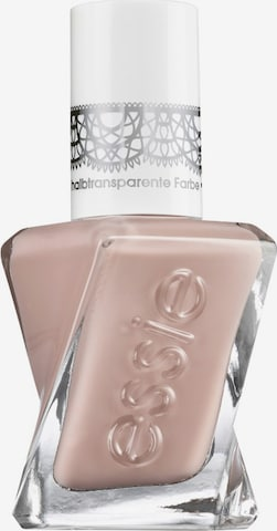 essie Nail Polish 'Gel Couture' in Beige