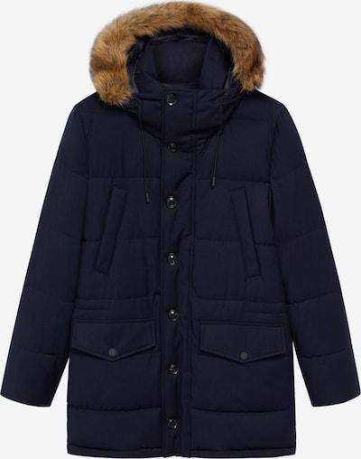 MANGO MAN Winterparka 'NORIEGA' in de kleur Navy, Productweergave