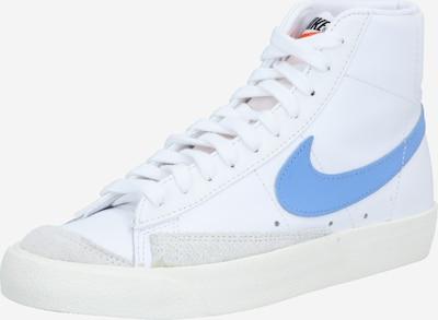 Nike Sportswear Високи сникърси 'Blazer' в кралско синьо / бяло, Преглед на продукта