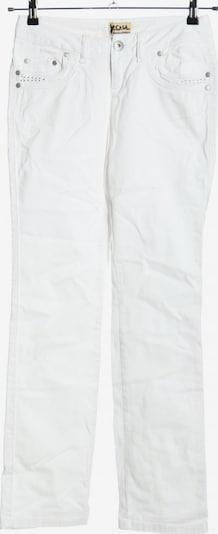Y.O.U. Slim Jeans in 26 in weiß, Produktansicht