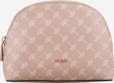 JOOP! Make up tas in de kleur Nude / Rosa / Wit, Productweergave