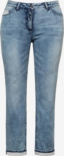 Ulla Popken Jeans in de kleur Lichtblauw, Productweergave