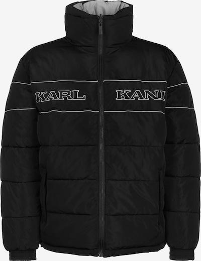 Karl Kani Winterjas in de kleur Grijs / Zwart, Productweergave