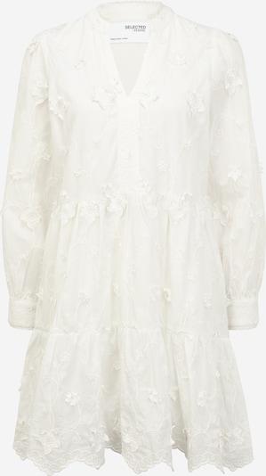 SELECTED FEMME Robe en blanc, Vue avec produit