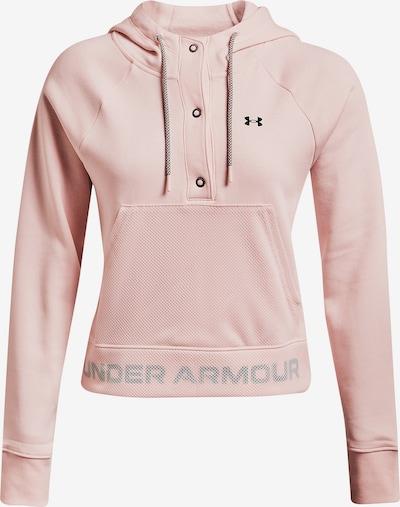 UNDER ARMOUR Sweatshirt ' Rival Fleece ' in rosa, Produktansicht
