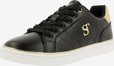Supertrash Sneaker ' LELA EMB ' in schwarz, Produktansicht