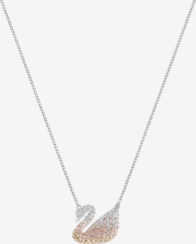 Lanțuri 'Swan' Swarovski pe auriu / argintiu, Vizualizare produs