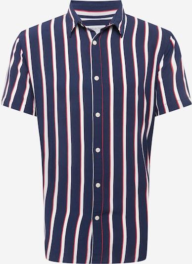 SELECTED HOMME Koszula 'MICHAEL' w kolorze granatowy / jasnoczerwony / białym, Podgląd produktu