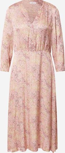 CINQUE Kleid 'CIINARO' in gelb / rosa / schwarz / weiß, Produktansicht