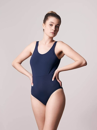 bleed clothing Bademode ' Badeanzug ' in blau, Modelansicht
