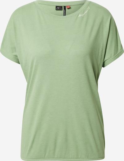Ragwear T-shirt 'PECORI' i ljusgrön, Produktvy