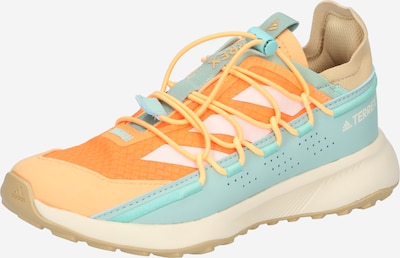 ADIDAS PERFORMANCE Low shoe 'Terrex Voyager 21' in Cream / Turquoise / Orange, Item view