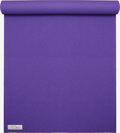 Yogishop Matte 'Spezial' in lila / weiß, Produktansicht