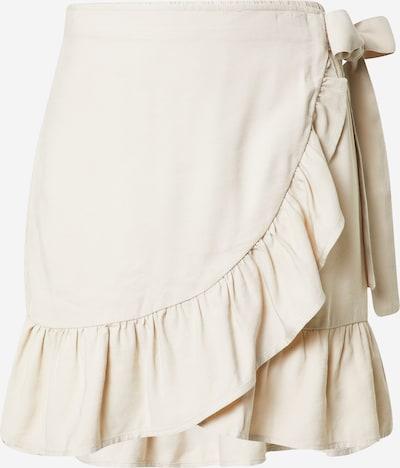 ONLY Rok 'OLIVIA' in de kleur Crème, Productweergave