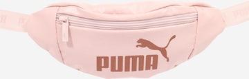 PUMA Чанта за кръста в розово