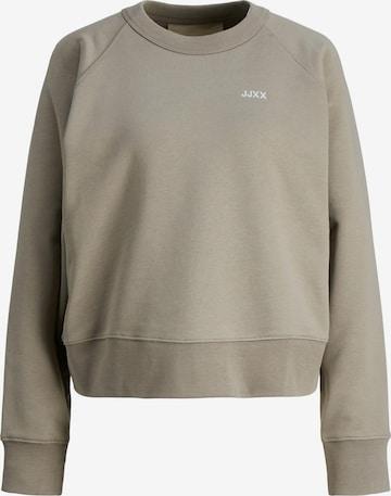 JJXX Sweatshirt 'JXCAITLYN' i brun