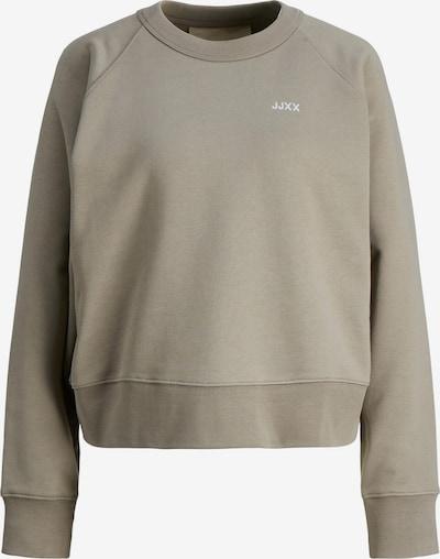 JJXX Sweatshirt 'JXCAITLYN' en marron, Vue avec produit