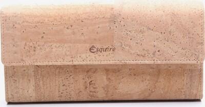 Esquire Geldbörse in hellbeige, Produktansicht