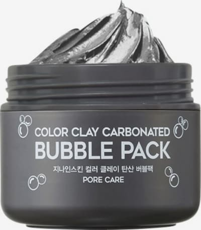 G9 Skin Maske 'Color Clay Carbonated Bubble Pack' in grau, Produktansicht