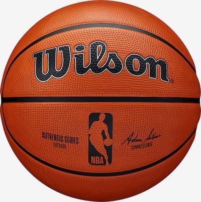 WILSON Basketball in braun / schwarz, Produktansicht