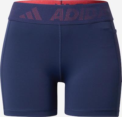 ADIDAS PERFORMANCE Pantalón deportivo en navy / melón, Vista del producto