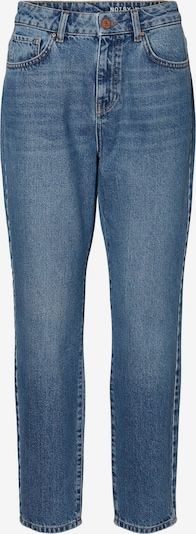 Noisy may Jeans 'Isabel' in de kleur Blauw denim, Productweergave