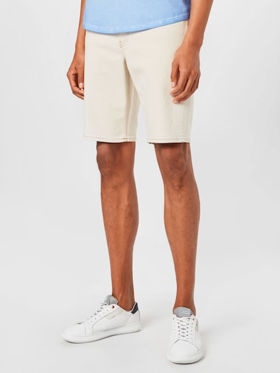 Calvin Klein Jeans Дънки в кремаво, Преглед на модела