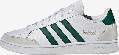 ADIDAS PERFORMANCE Sneaker in beige / dunkelgrün / weiß, Produktansicht