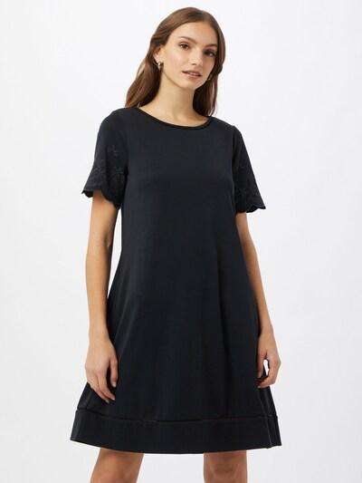 ESPRIT Obleka 'EMBRO' | črna barva, Prikaz modela