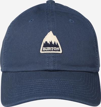 BURTON Sportpet in de kleur Lichtbeige / Donkerblauw / Zwart, Productweergave