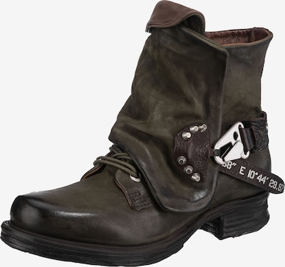 A.S.98 Boots in oliv, Produktansicht
