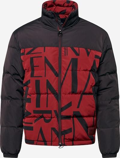 ARMANI EXCHANGE Tussenjas in de kleur Rood / Zwart, Productweergave